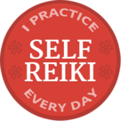 Self Reiki badge